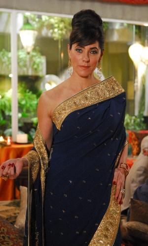 """Christiane Torloni como Melissa em """"Caminho das Índias"""""""