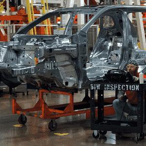 Fábrica da Jeep em Toledo (EUA) - Eugênio Augusto Brito/UOL