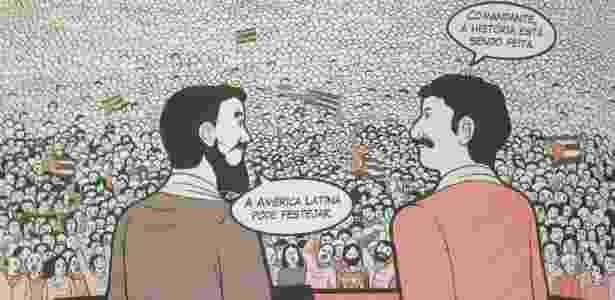 """Imagem de """"Gabo: Memórias de uma Vida Mágica"""" - Reprodução - Reprodução"""
