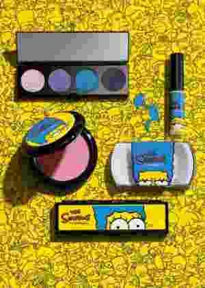 """M.A.C divulga os produtos da parceria da marca com o desenho """"Os Simpsons"""" - Divulgação"""