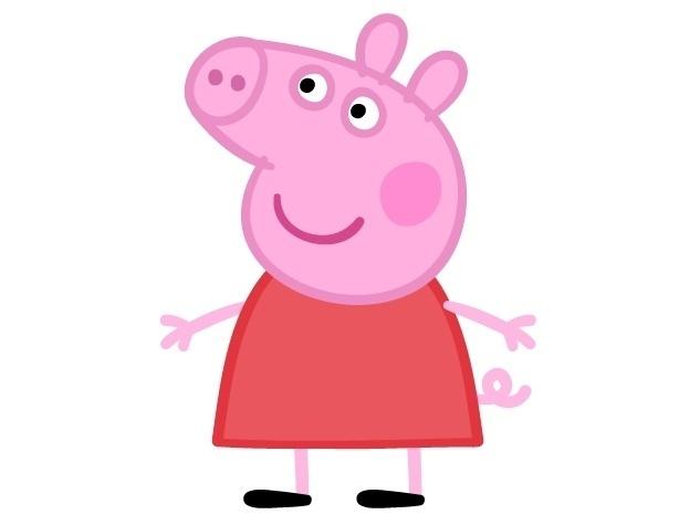 Peppa é uma porquinha carinhosa e, como qualquer criança de sua idade, um pouco teimosa. Ela adora brincar com os amigos, pular em poças de lama e se diverte com o barrigão do papai