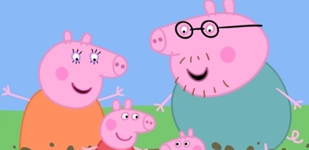Pendrive desenho animado peppa pig usb 2.0 8gb - Oem