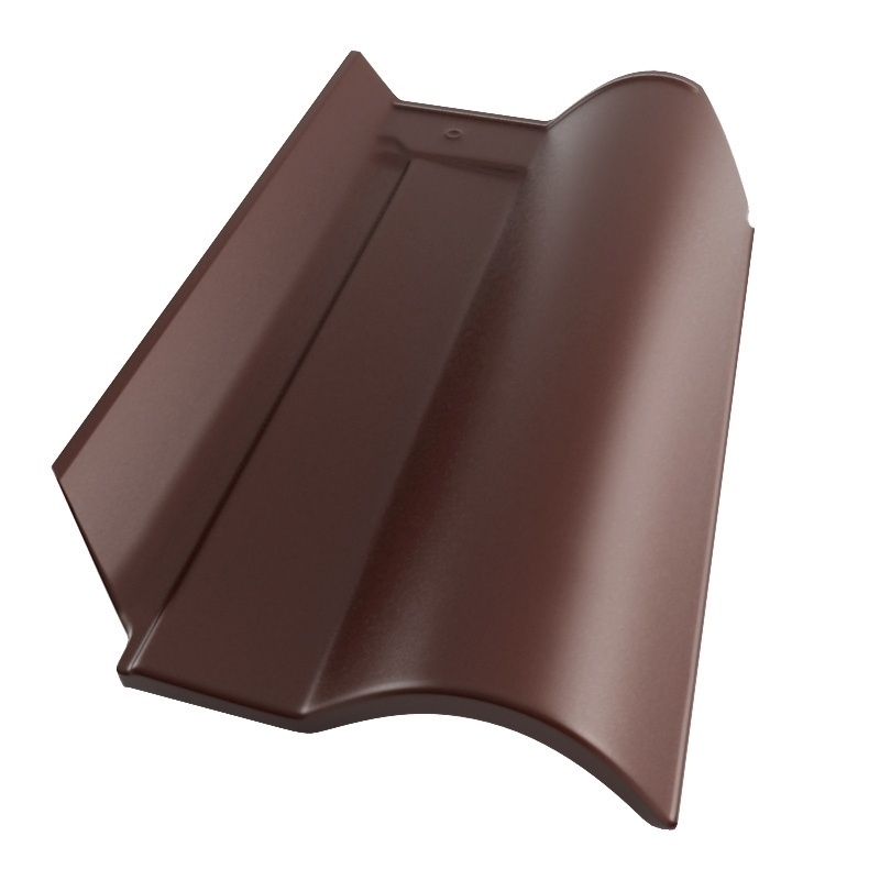 Produzida com argila micro granulada, a telha Classic Coffee, da marca Perkus, é esmaltada e mede 26 cm por 42 cm. O produto pode ser comprado na C&C (www.cec.com.br) por R$ 3,40 (a unidade) I Preços pesquisados em julho de 2014 e sujeitos a alterações