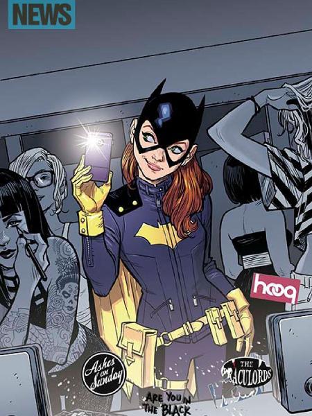 """Projeto do filme """"Batgirl"""" ganha força novamente na DC - Divulgação"""
