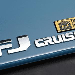 Toyota FJ Cruiser - Divulgação
