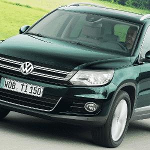 Volkswagen Tiguan 2012 - Divulgação