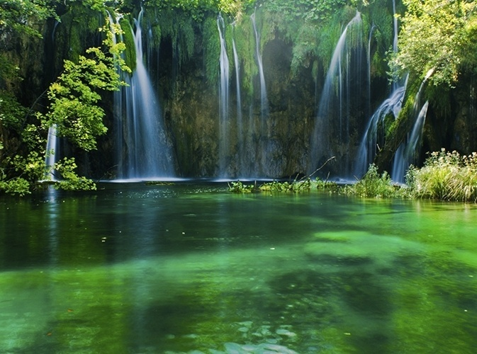 Lago Plitvice - Croácia