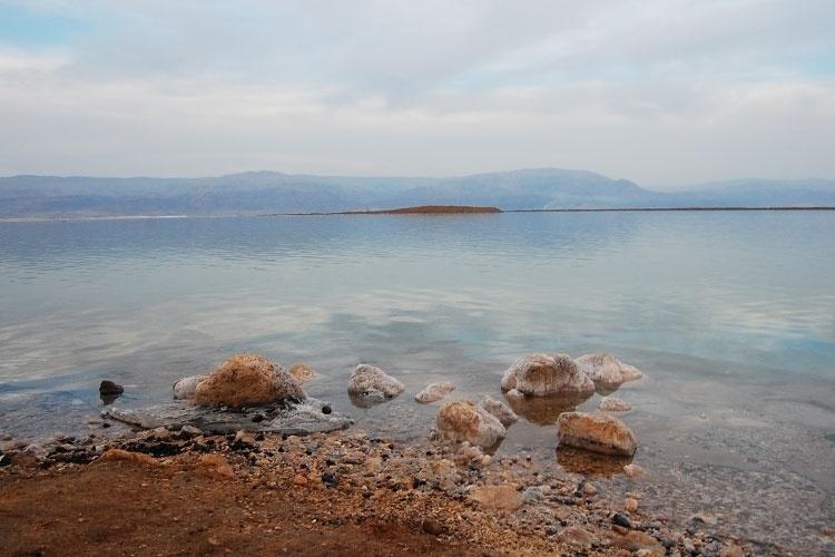 Mar Morto - Oriente Médio