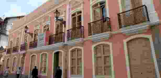 Raro exemplar de residência urbana do século 18, o Solar da Marquesa de Santos fica na região central de São Paulo - Sylvia Masini/Divulgação