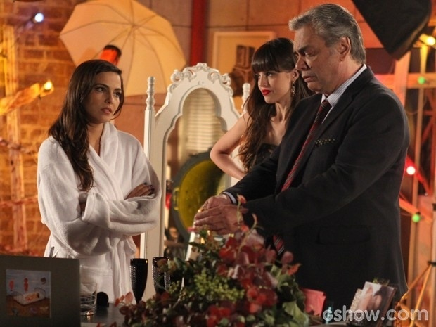 Marina fica preocupada com declaração do pai