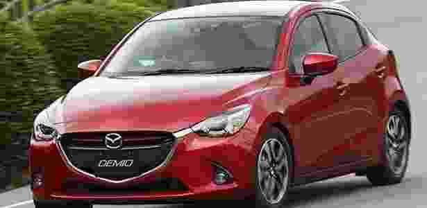 Mazda2 é chamado de Demio no Japão, seu país de origem - Autoexpress.com - Autoexpress.com