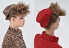 Tutorial: reproduza o penteado moderninho do desfile da Chanel em Paris - Pascal Le Segretain/Getty Images
