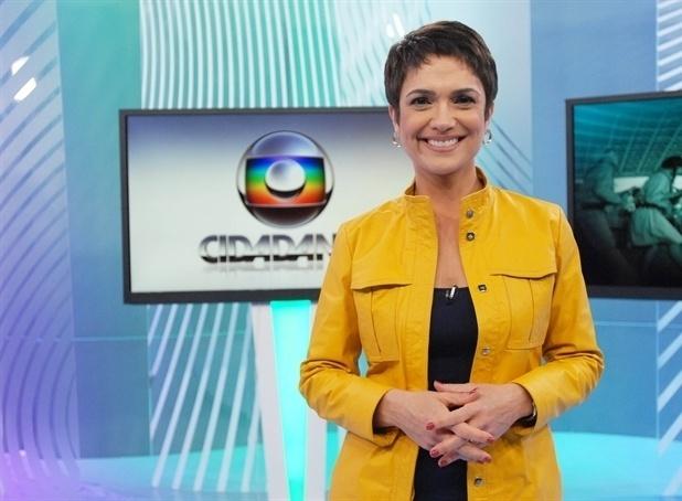 "Sandra Annenberg apresenta o ""Globo Cidadania"" nas manhãs de sábado"