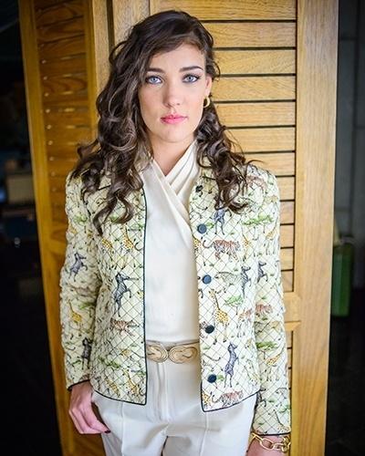 """Adriana Birolli é Maria Marta Medeiros de Mendonça e Albuquerque em """"Império"""""""
