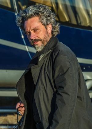 Ator encarna José Alfredo de Medeiros na nova trama das nove da Globo