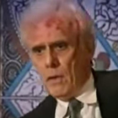 """Fausto Cavalcante (Francisco Cuoco) cambaleia antes de morrer em """"As Filhas da Mãe"""""""
