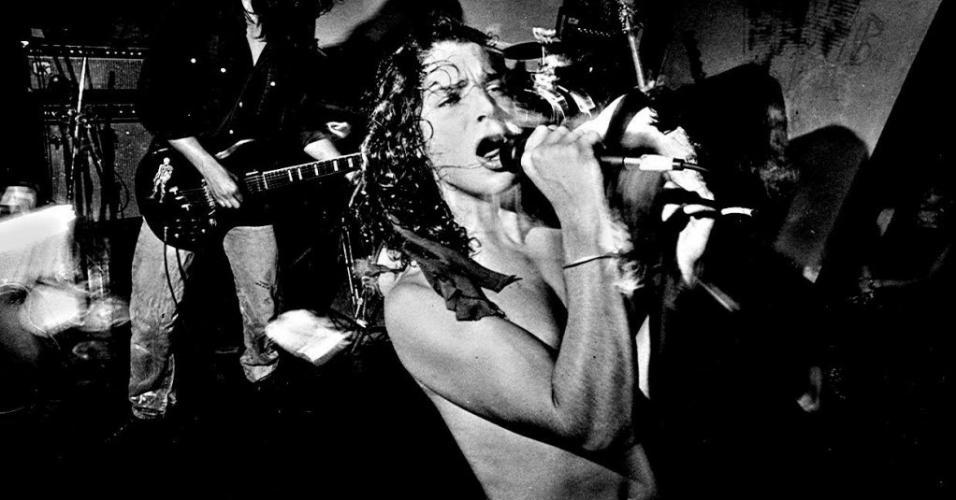 O músico Chris Cornell