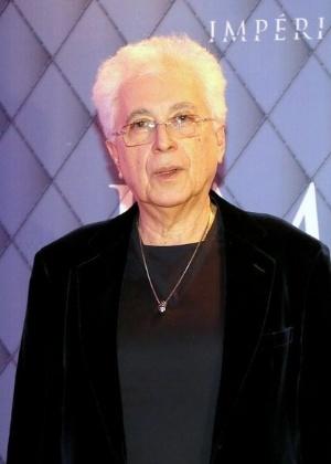 """Aguinaldo Silva, autor de """"Império"""""""