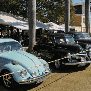 10º Encontro dos Amigos do Carro Antigo de Jaguariúna, SP - Murilo Góes/UOL