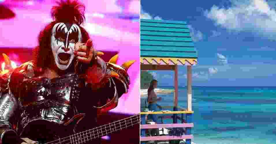 Cruzeiros do rock têm show de Kiss, Alice Cooper e mais astros da música - Divulgação