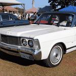 Ford Galaxie LTD 1981, de Murilo Cerri Ramos, de Jaguariúna, SP;  no 10º Encontro dos Amigos do Carro Antigo de Jaguariúna, SP - Murilo Góes/UOL