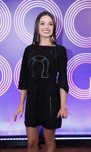 """22.jul.2014 - Isis Valverde interpreta Sandra em """"Boogie Oogie"""", nova novela das seis, que estreia dia 4 de agosto na Globo"""