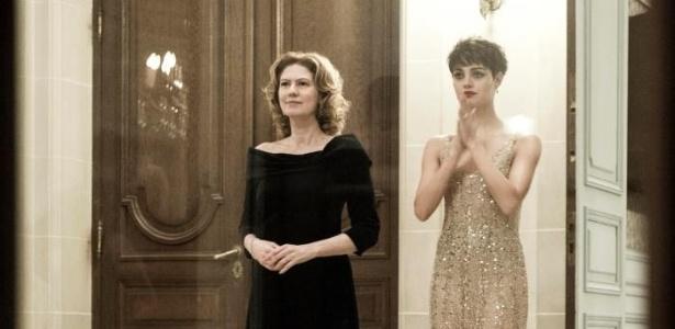 """Patrícia Pillar e Sophie Charlote do elenco de """"O Rebu"""" - Divulgação/Globo"""