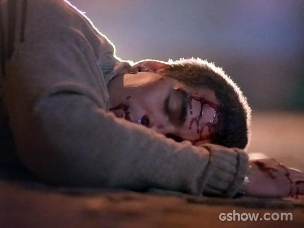 Evaldo morre atropelado por ônibus
