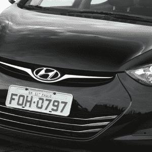 Hyundai Elantra 2015 - Divulgação