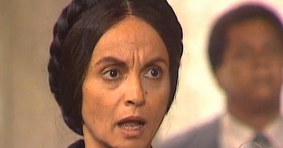"Joana Fomm, a Perpétua de ""Tieta"""