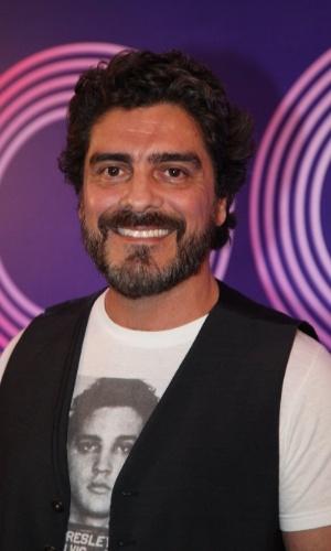 """22.jul.2014 - Junno Andrade está no elenco da novela """"Boogie Oogie"""", que estreia dia 4 na Globo"""