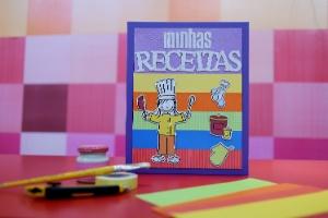 Faça uma capa fofa para o seu livro de receitas - Reinaldo Canato/ UOL