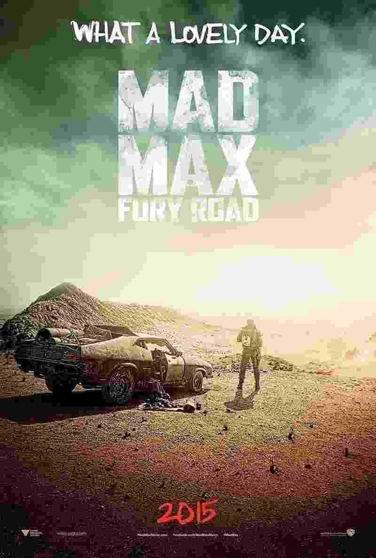 Mad Max Fury Road - Reprodução
