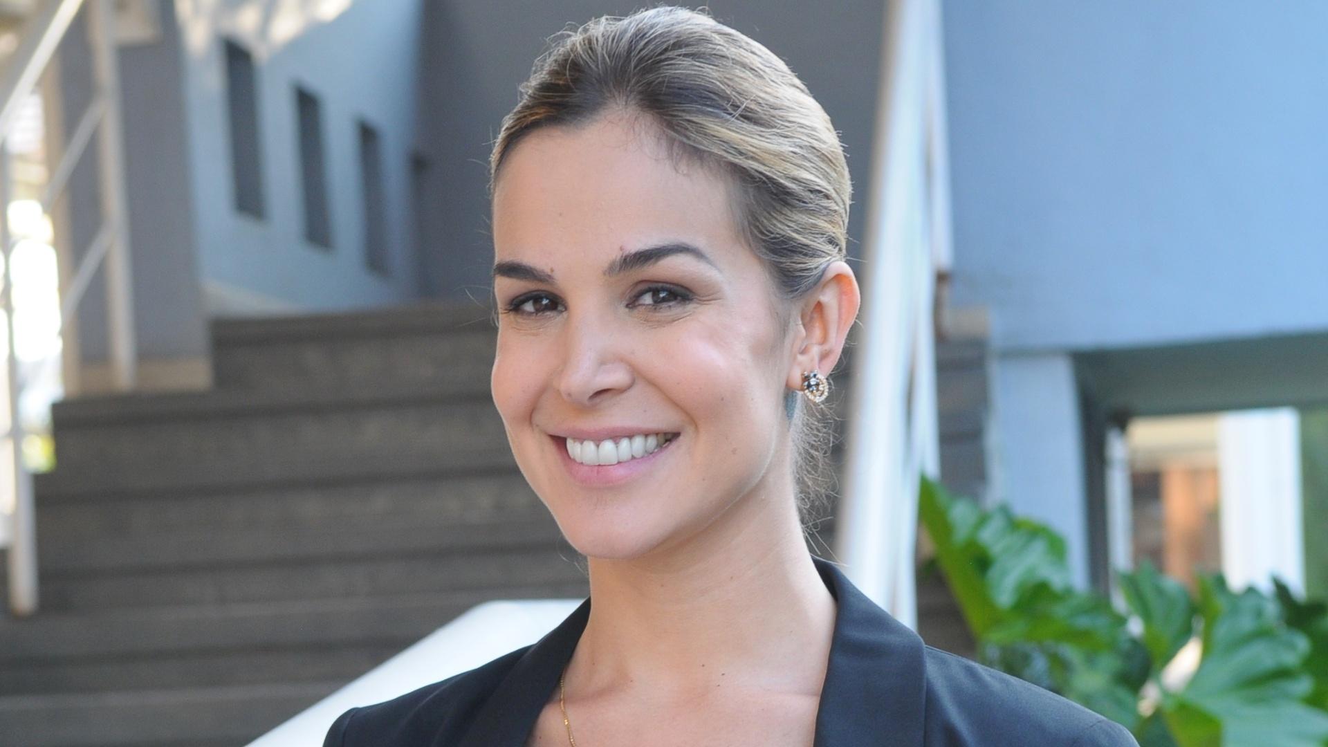 Robertha Portella também entrou no elenco de