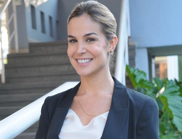 """Robertha Portella também entrou no elenco de """"Plano Alto"""""""