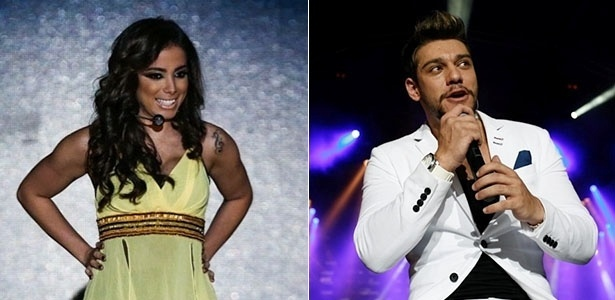 """Anitta e Lucas Lucco foram escalados para o """"Dança dos Famosos"""""""