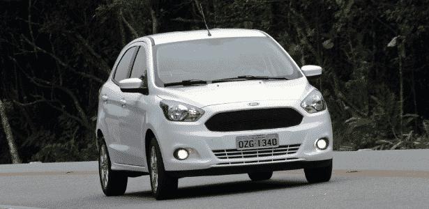 Ford Ka SEL 2015 - Murilo Góes/UOL - Murilo Góes/UOL