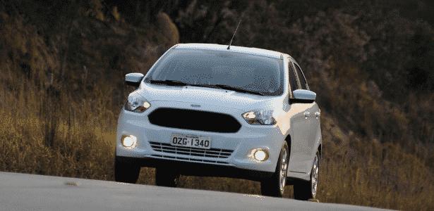 Novo Ford Ka vem subindo de rendimento e já está em 8º no ranking geral da Fenabrave - Murilo Góes/UOL