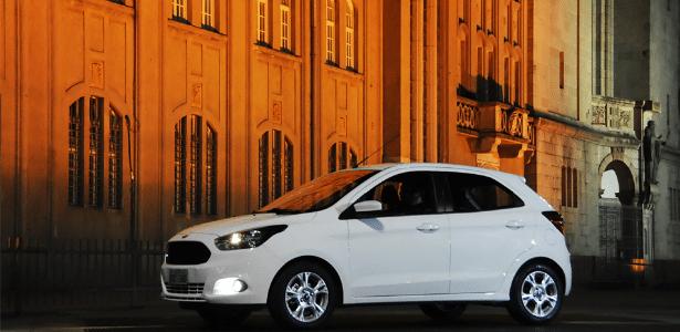 Ford Ka: projeto global concebido no Brasil obtém dupla vitória em prêmio latino - Murilo Góes/UOL