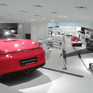 Museu da Porsche - Leonardo Felix/UOL
