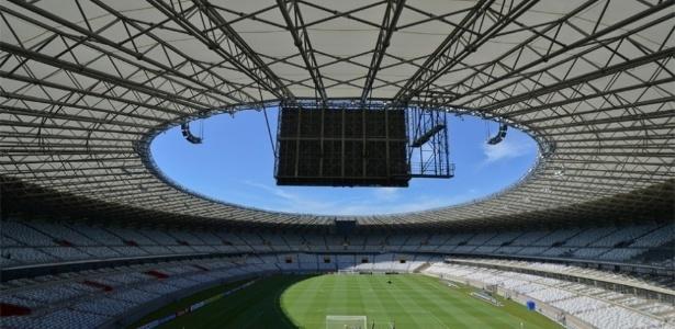 Consórcio que administra o estádio também é investigado pelo Ministério Público de MG