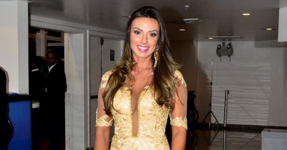 25.jul.2014 - Tânia Mara lança sua turnê
