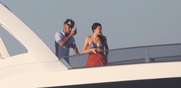 Neymar e Bruna se separaram em 2014