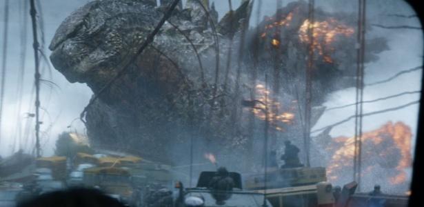 """Sequência de """"Godzilla"""" terá monstros icônicos como Mothra e Rei Ghidorah - Divulgação"""