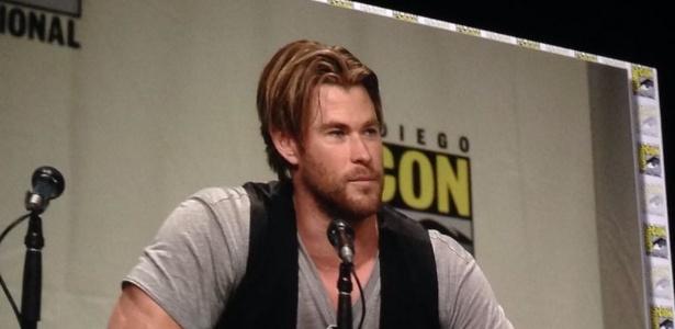 """Ator De Thor: Ator De """"Thor"""" Vive Hacker Em Novo Thriller De Michael"""