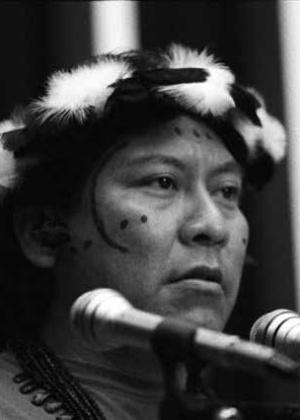 Davi Kopenawa é uma das maiores lideranças indígenas do mundo - Claudia Andujar