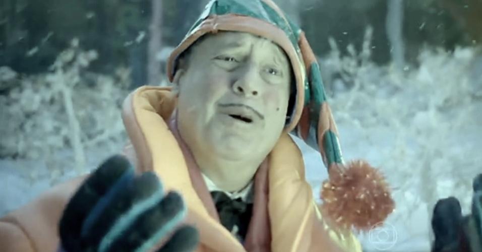 """Inverno em Vila de Santa Fé emocionou em """"Meu Pedacinho de Chão"""""""