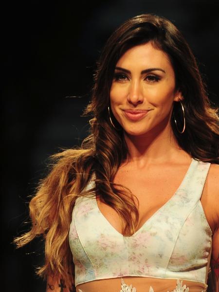 """Jaque Khury conta motivação que a fez se inscrever no reality da Globo: """"Para ficar famosa"""" - Junior Lago/UOL"""