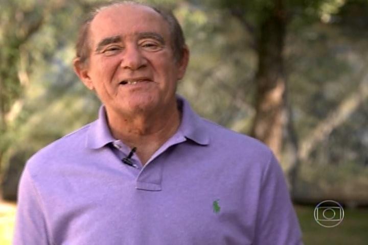Renato Aragão faz lembra de Antônio Carlos, o Mussum, no início de