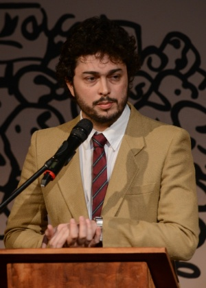 Paulo Werneck, curador da Festa Literária Internacional de Paraty - Marcos de Paula/Agência Estado